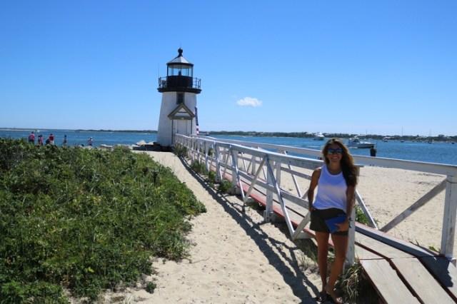 3 Days in Nantucket, Brant Lighthouse, Nantucket