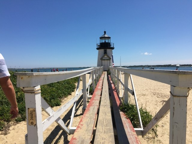 3 Days in Nantucket, Brant Lighthouse, Nantucket