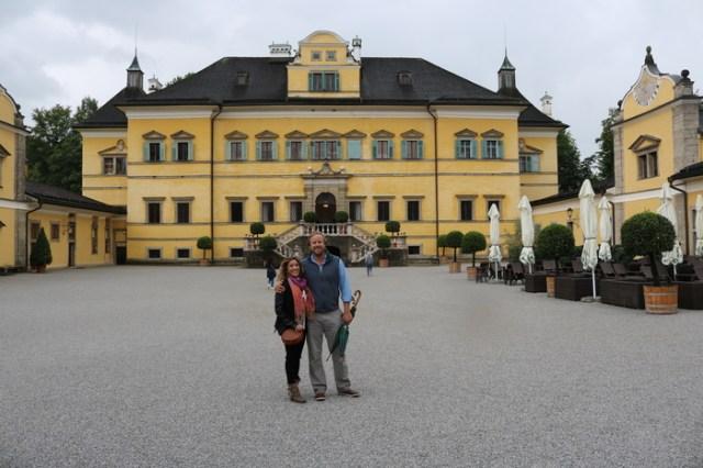 Using the Salzburg Card, Hellbrunn Palace