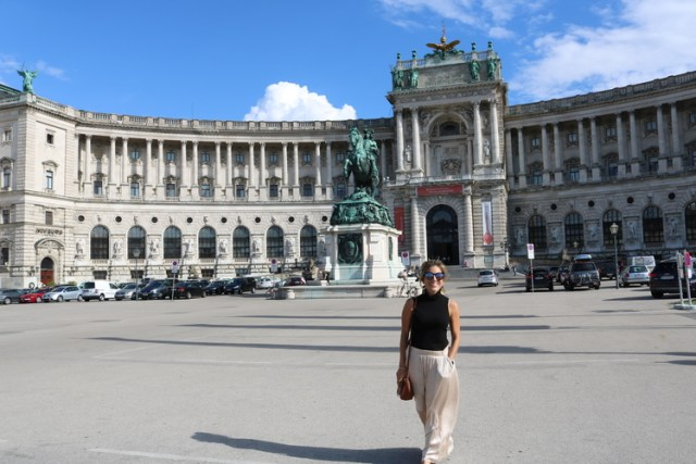 Imperial Palace, Vienna, 5 Things to do In Vienna