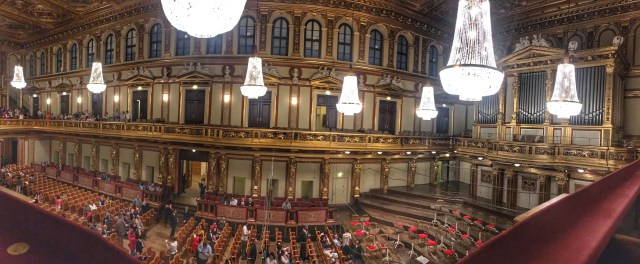Musikverein, 5 Things to Do in Vienna