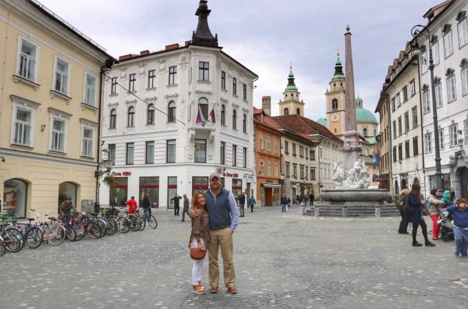Food Crawl in Ljubljana with Ljubljanajam