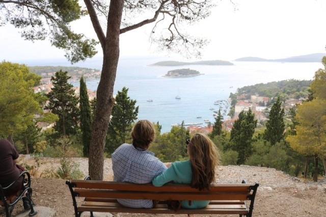Fortica Spanjola: One Day in Hvar
