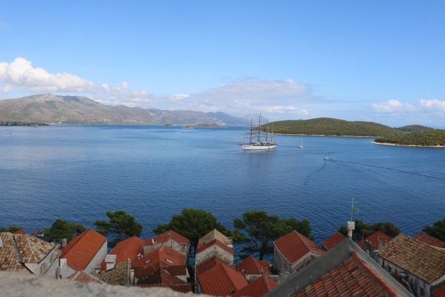 Views from Korcula Island, Croatia