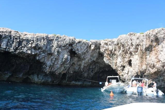Blue Grotto: Island Hopping from Hvar