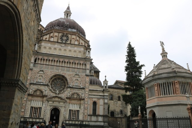Bergamo, Sightseeing from Venice to Milan