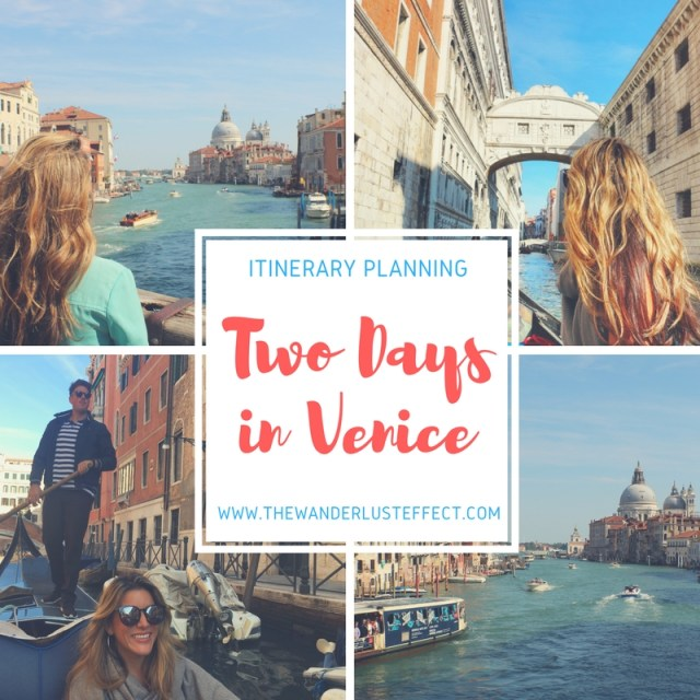 Two Days in Venice, Italy
