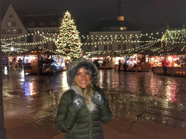 Christmas in Tallinn, Estonia
