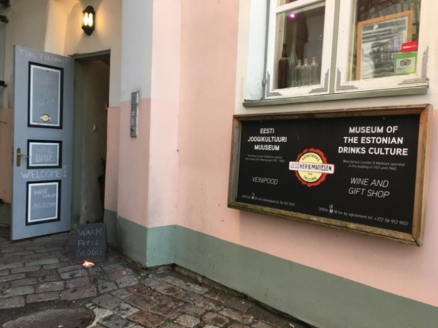 Museum of Estonian Drink Culture: One Day in Tallinn