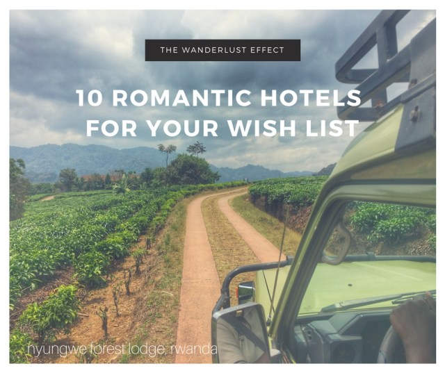 Nyungwe Forest Lodge / 10 Romantic Hotels to Put on Your Wish List