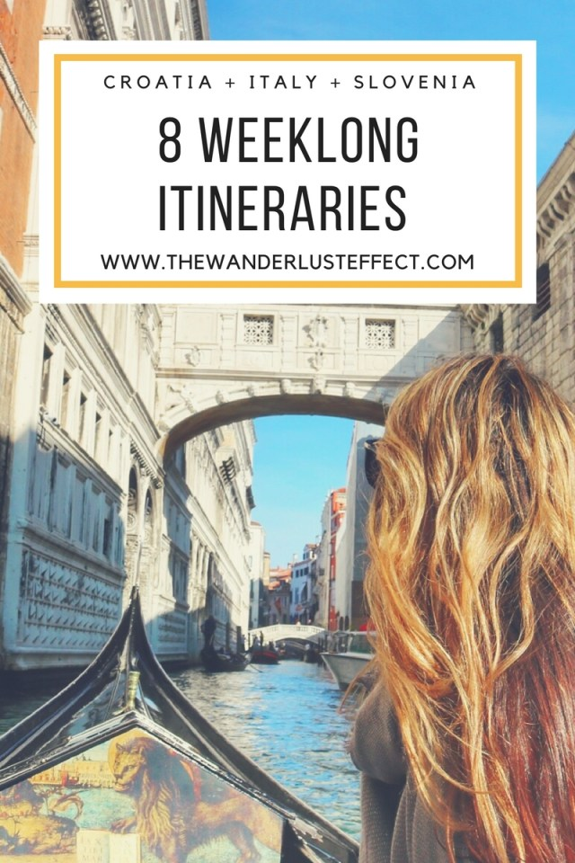Weeklong Itineraries for Central Europe