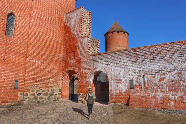 Turaida Castle, Castles in Northern Latvia
