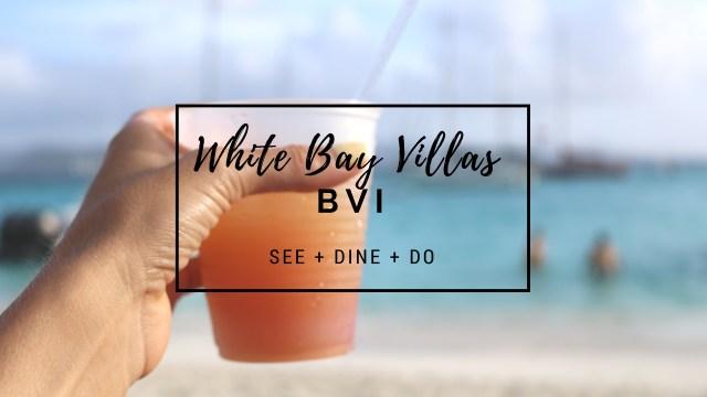 HOTEL INSIDER: A Stay at White Bay Villas, Jost van Dyke