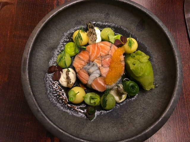 Dining in Tallinn: Bordoo at Three Sisters