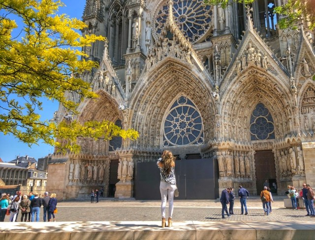 One Day in Reims