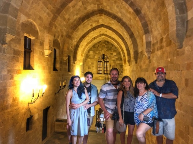 Palace of the Grand Masters, Old Town Rhodes with Tourtlee