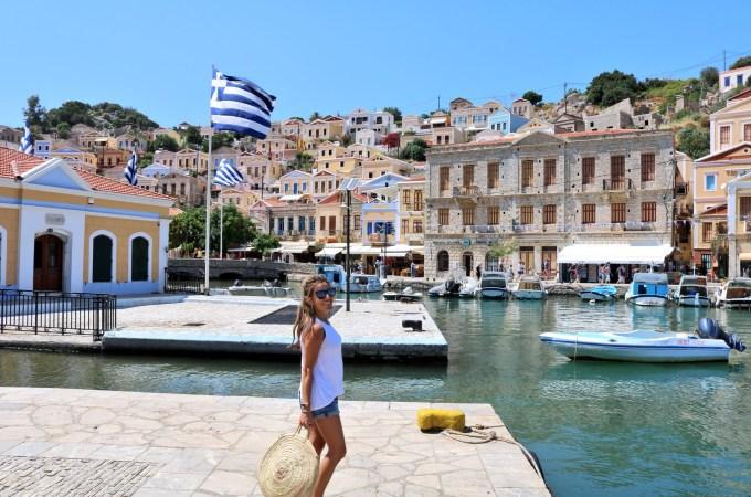 GREECE: Two Days in Symi