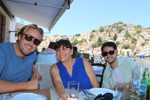 GREECE: Two Days in Symi