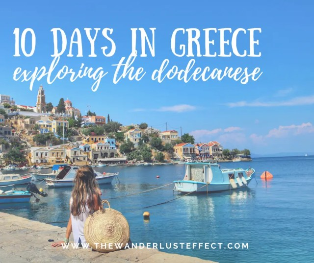 10 Days in Greece