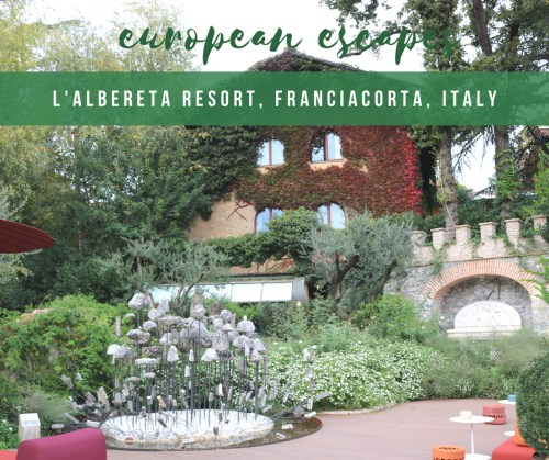 HOTEL INSIDER: A Stay at L'Albereta Resort, Italy