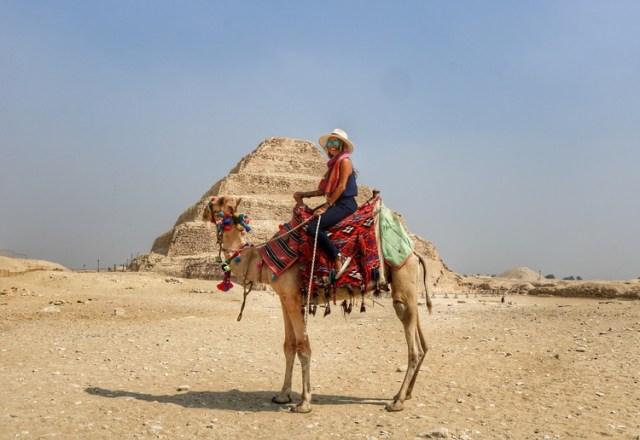Egyptian Pyramids: Saqqara