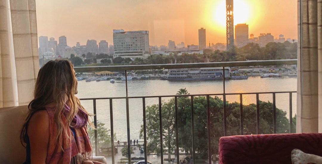 Three Days in Cairo
