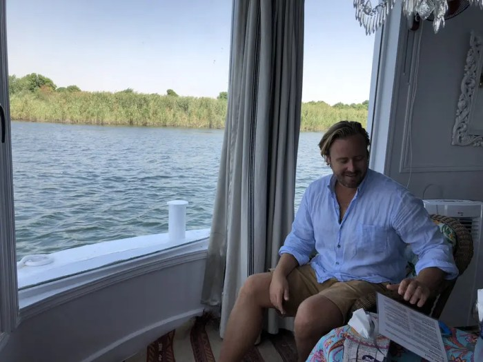 Nour el Nil Nile River Cruise