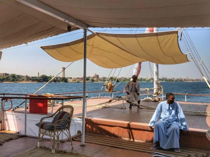 Esna, Egypt: Nour el Nil, Nile River Cruise