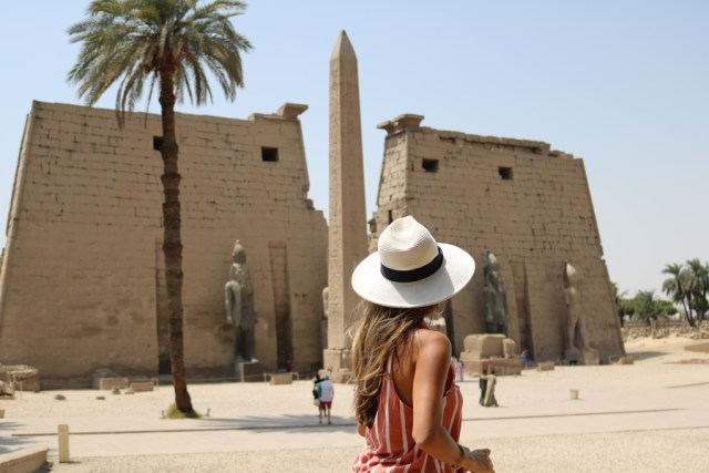 Three Days in Luxor