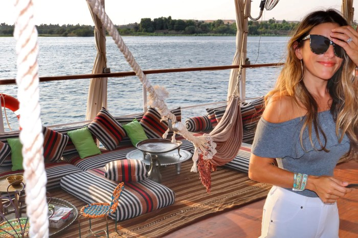 Nour el Nil, Nile River Cruise