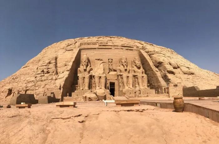 Journey to Abu Simbel