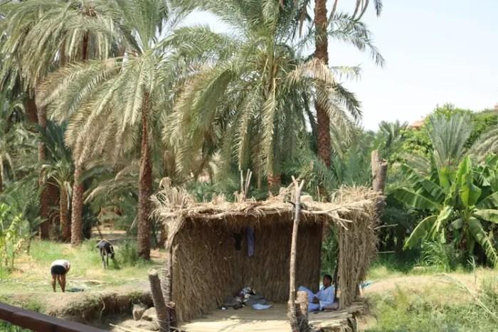 Nour el Nil Itinerary