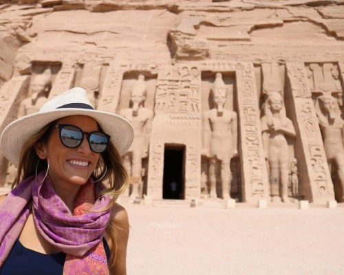 Journey to Abu Simbel