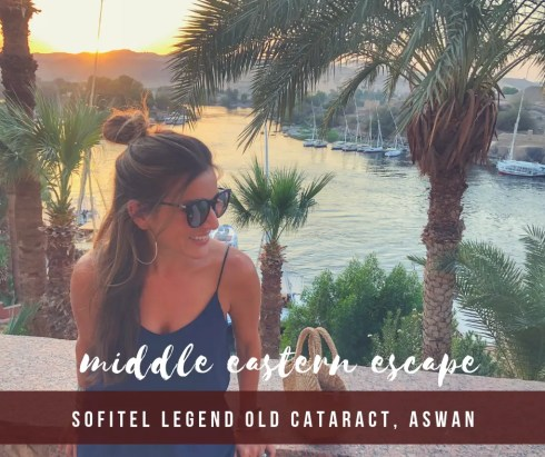 HOTEL INSIDER: A Stay at Sofitel Legend Old Cataract
