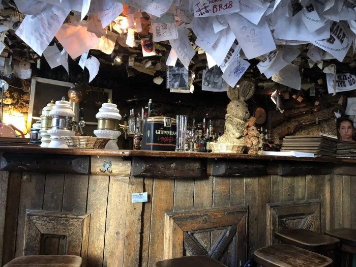 For Sale Pub // Two Days in Budapest