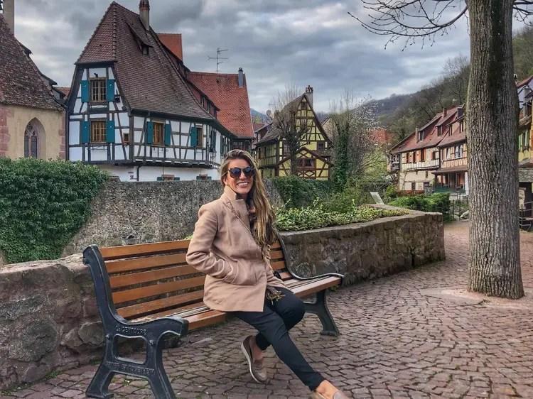 Visiting Alsace: Kayserberg, France
