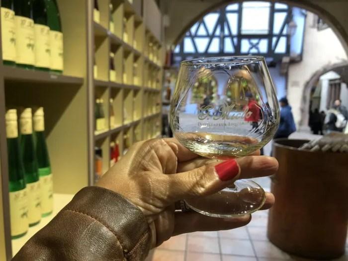 Alsatian Whiskey