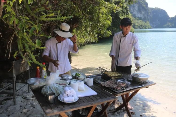 Indochina Junk Halong Bay