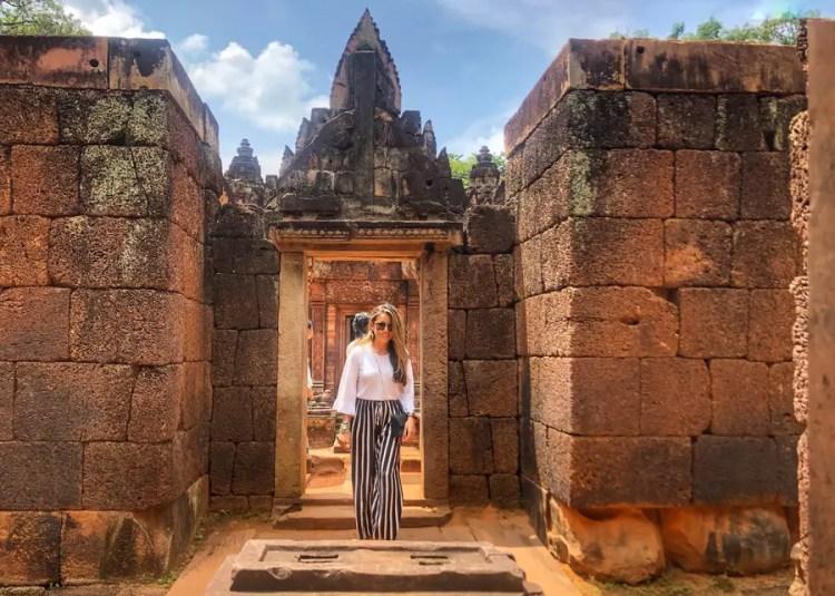 Banteay Srei Temple, Temples in Siem Reap