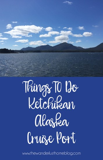 ketchikan alaska cruise port