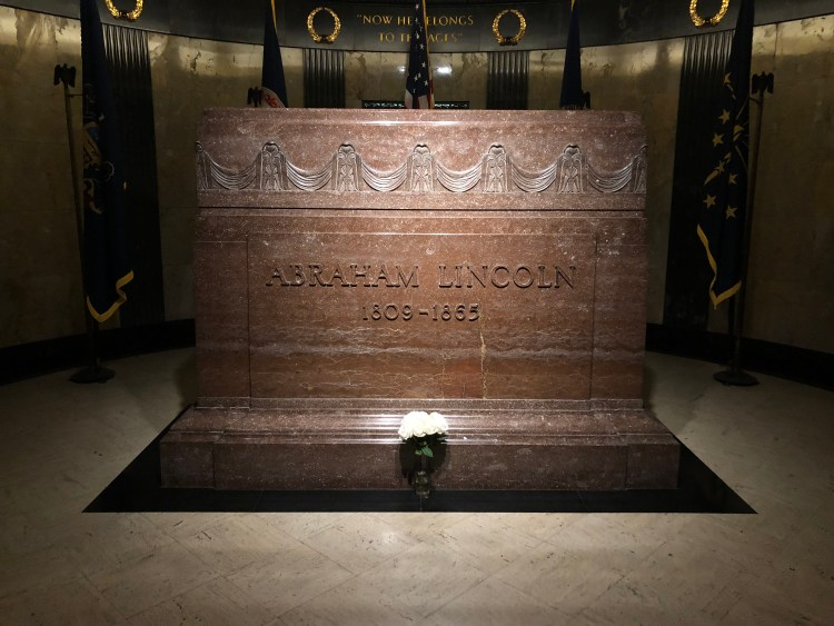 Lincoln Crypt