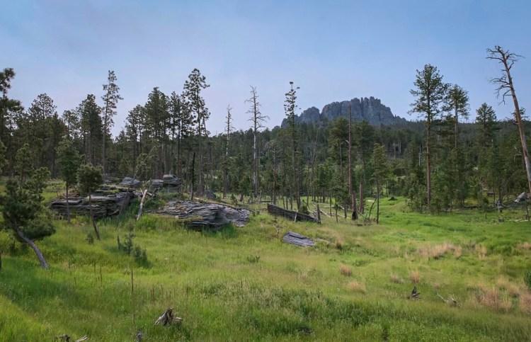 Black Elk Peak Harney Peak