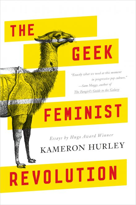The Geek Feminist Revolution – Kameron Hurley