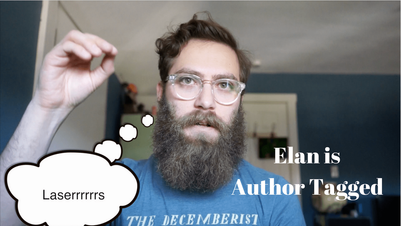 New Video: Author Tag!