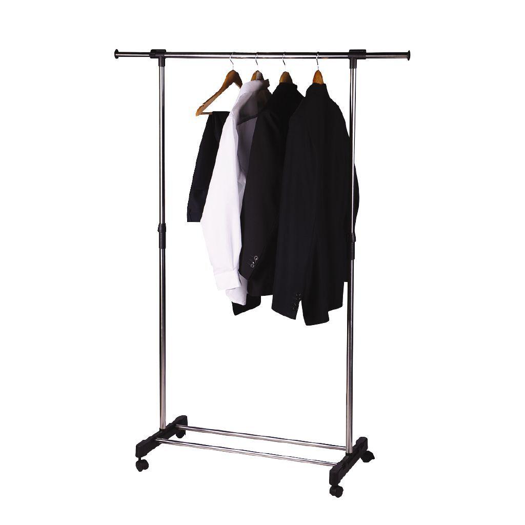 living co garment rack single