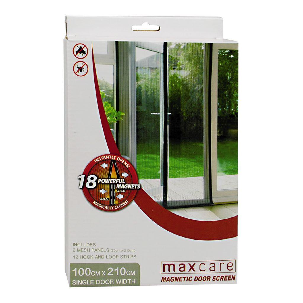 maxcare magic door screen 1 pack