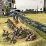 Merville 1940, a Battlegroup Blitzkrieg game