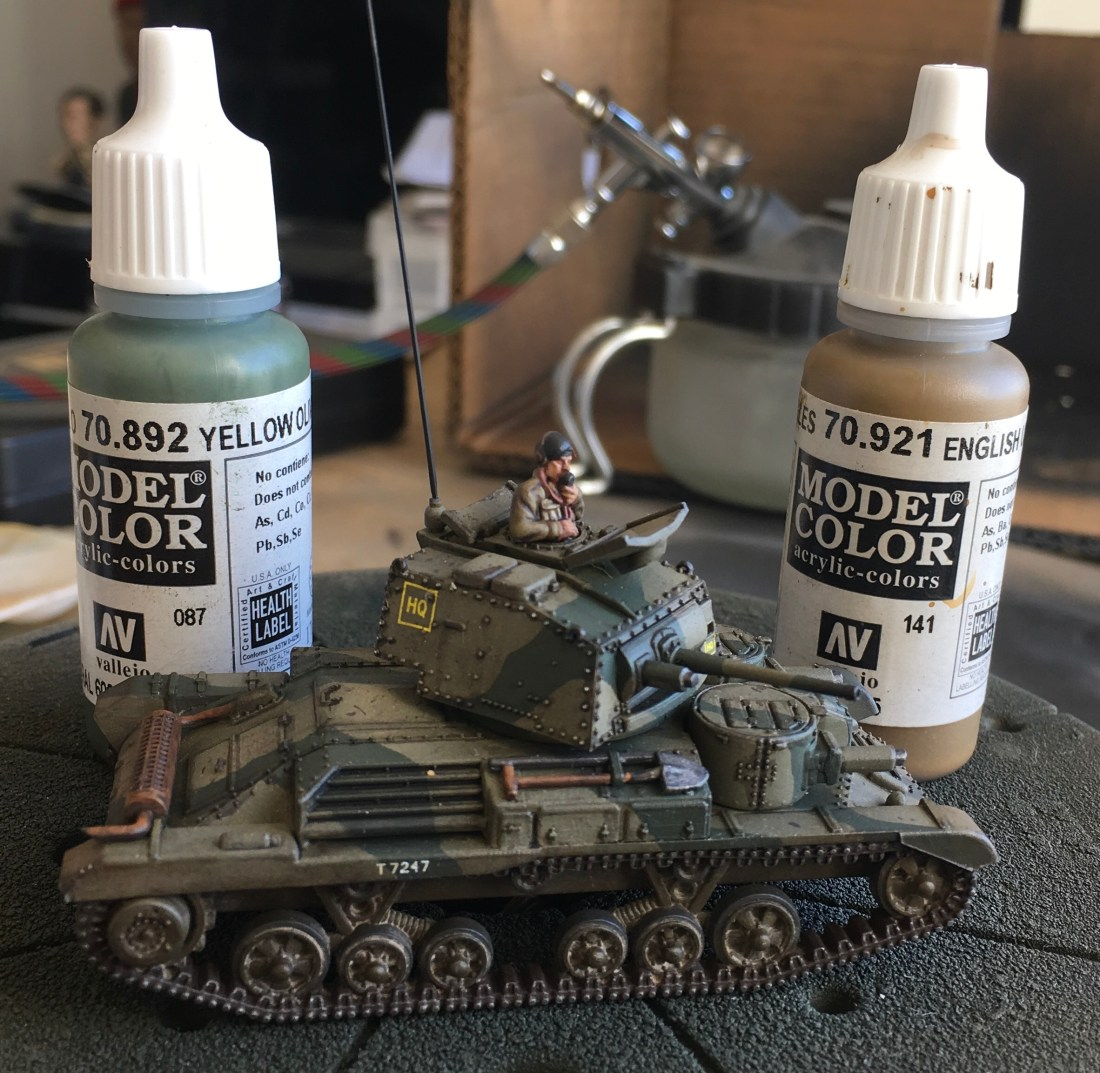 Powermonger´s BEF G3/G4 scheme painting guide – The Wargame Spot