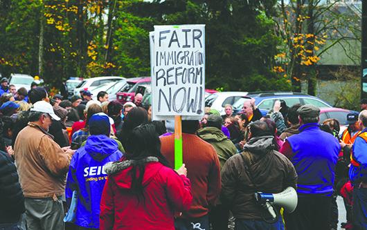 Immigration ProtestSlider