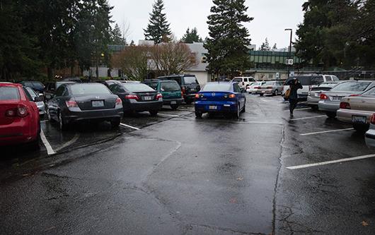 ParkingSlider